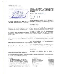 talca, 2 8 ago. 2013` 1180 - Información Corporativa
