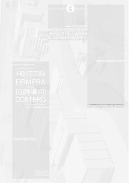 contribución de la arquitectura efímera para un equipamiento