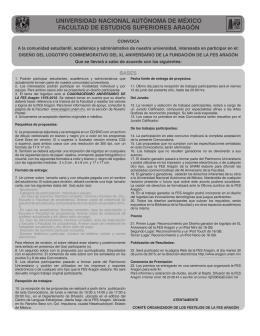 página Web - FES Aragón