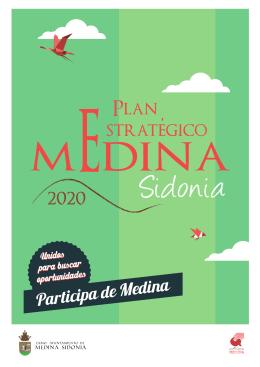 Plan Estratégico Medina Sidonia 2020