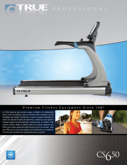 Premium Fitness Equipment Since 1981