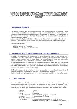 CONTRATO IMPRESIN Y ENSOBRADO DOCUMENTOS AO 2000