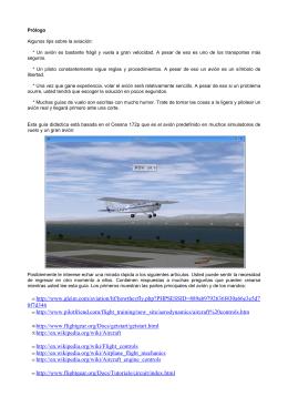 tutorial flightgear