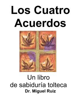 Un libro de sabiduría tolteca