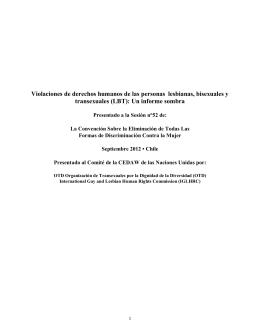 Un informe sombra - Servicio de Salud Talcahuano