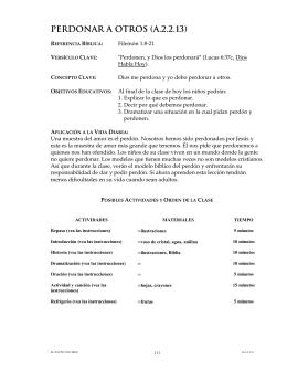 PERDONAR A OTROS (A.2.2.13)