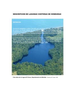 Lagunas Costeras Honduras