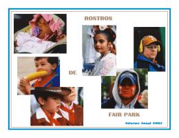 Informe Anual de Fair Park 2002 - Bienvenidos a la Ciudad de Dallas