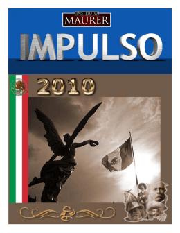 Enero  - Instituto Maurer