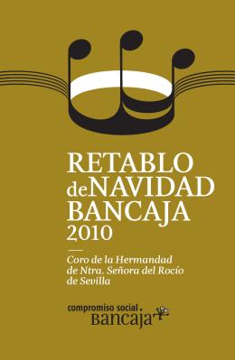 Coro de la Hermandad de Ntra. Señora del Rocío de Sevilla