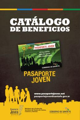 CATÁLOGO - Gobierno de la Provincia de Santa Fe