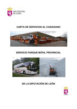 Carta de Servicios al Ciudadano