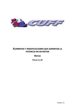 Potenciación de motores - Club Usuarios Ford Focus