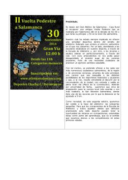 Reglamento - Club Caja Rural Atlético de Salamanca