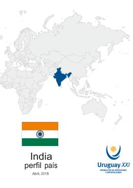 India - Uruguay XXI