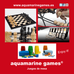 aquamarine games®