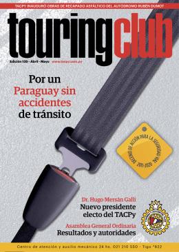 Abril 2013 - Touring y Automóvil Club Paraguayo