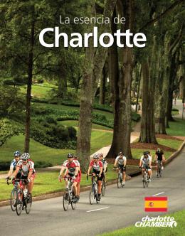 La esencia de - Charlotte Chamber of Commerce