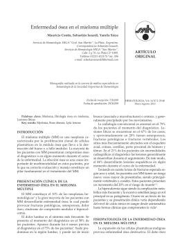 ver pdf - Sociedad Argentina de Hematología