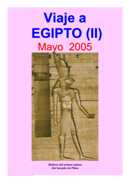 VIAJE A EGIPTO _II_web