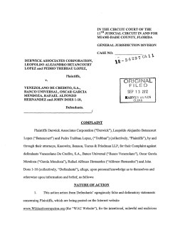 here is the lawsuit on its own