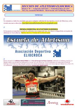 Nota de prensa nº 18 06-03-13