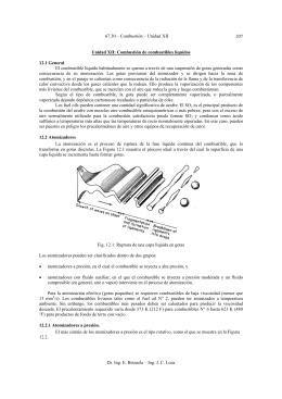 Unidad XII Dr. Ing. E. Brizuela