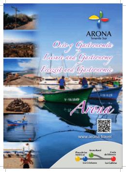 Folleto Ocio y Gastronomía [pdf ]