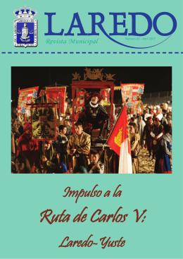 Ruta de Carlos V: - Ayuntamiento de Laredo