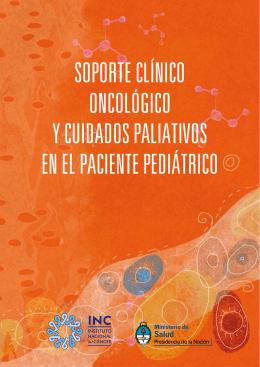 Soporte clínico oncológico y cuidados paliativos en el paciente
