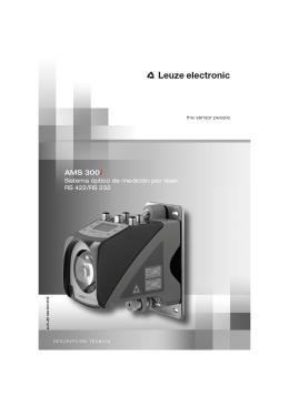 AMS 300i - Industrial Controles