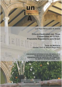 tesis unia - Universidad Internacional de Andalucía