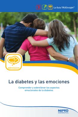 La diabetes y las emociones