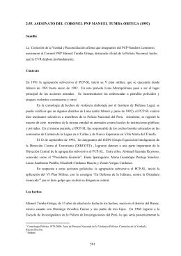 2.55. El asesinato de Manuel Tumba (1992)