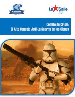 Comité de Crisis: El Alto Consejo Jedi-La Guerra