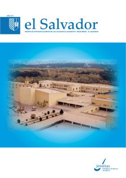 revista de antiguos alumnos de los colegios el salvador y jesús maría