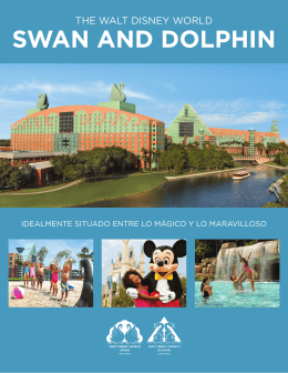 Walt Disney World Swan and Dolphin