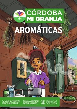 AROMÁTICAS - Ministerio de Agricultura, Ganadería y Alimentos