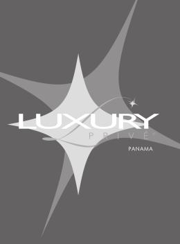 PANAMA - LUXURY Privé