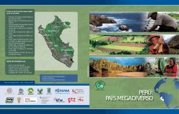 Perú, país megadiverso. Comisión Nacional de la