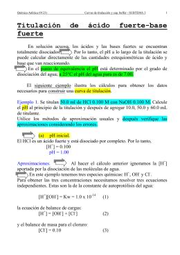 Tema 4 03 - ACIDO-BASE Curvas de titul. y cap. buffer