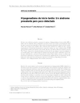 Descargar en  - Revista de Obstetricia y Ginecología