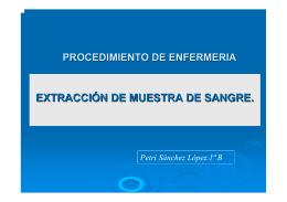 PROCEDIMIENTO DE ENFERMERIA