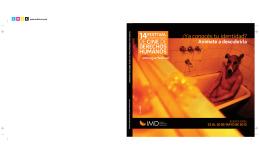 Catálogo 14º Festival - Instituto Multimedia DerHumALC