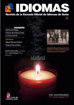 Revista IDIOMAS