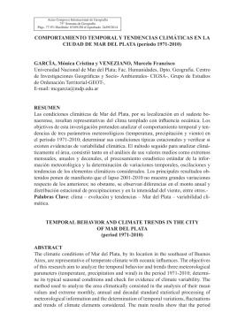 77-Resumen/Abstrac - Sociedad Argentina de Estudios Geográficos