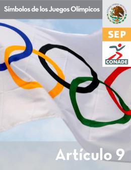 Símbolos de los Juegos Olímpicos