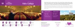 Félix Callejo - Informacion turistica de la Ribera del Duero Burgalesa