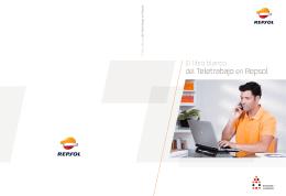 El libro blanco del Teletrabajo en Repsol