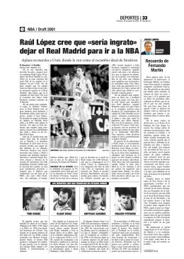 Raúl López cree que «sería ingrato» dejar el Real